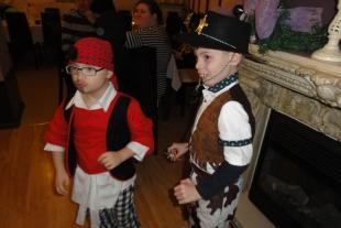 Dziecięcy bal karnawałowy