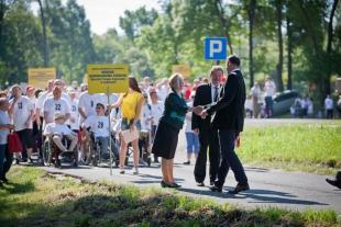 XVI Powiatowe Igrzyska Osób Niepełnosprawnych