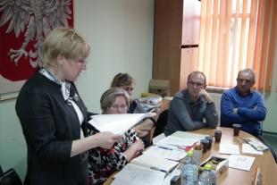Zebranie organizacyjne Członków Stowarzyszenia 2012