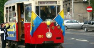 Przejażdżka zabytkowym tramwajem