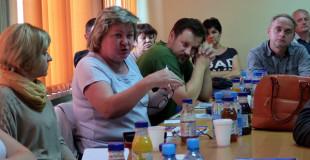 Zebranie informacyjno-orgnizacyjne LSNRONiIR